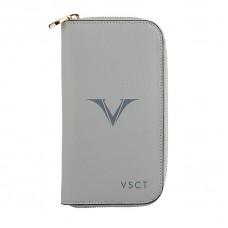 Visconti 3 Pen and Card Case - Grey