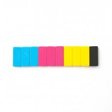Blackwing Erasers - Pack of 10 Volume 64 Multi