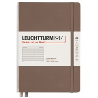 Medium Lined Warm Earth Hardcover