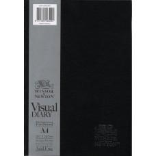 Visual Diary, Hardbound A4