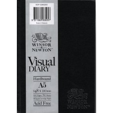 Visual Diary, Hardbound A5