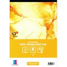 Yupo Transluscent Pad 85gsm A4