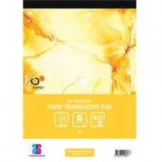 Yupo Translucent Pad 85gsm A3